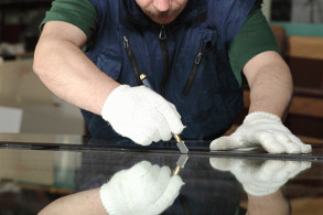 24-uurs glasservice in Breda